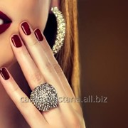 Маникюр и гелевое покрытие ногтей фото