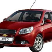 Автомобили легковые хэтчбеки малого класса, Автомобиль Chevrolet Aveo фото