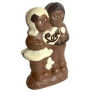 Шоколадные подарки на свадьбу фото