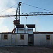 Блок-контейнер в ДСП 7*2,4*2,5 распашонка фото