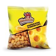 Жаренный арахис Nuttis со вкусом сыра фото
