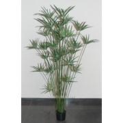 """Дерево искусственное в горшке """"Папирус х32"""" 1,5м AH79002 фото"""