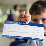 Доставка авиа и железнодорожных билетов. фото