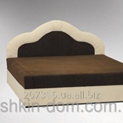 Кровать двуспальная Ромашка фото