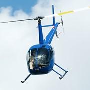 Бизнес подарок ВЕРТОЛЕТНАЯ ПРОГУЛКА, полет на вертолете 30 мин., Robinson R44, подарки-впечатления фото