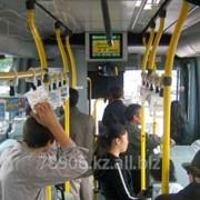 Видеореклама в Автобусах фото