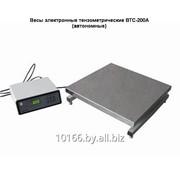 Весы электронные тензометрические ВТС-200А (автономные) фото