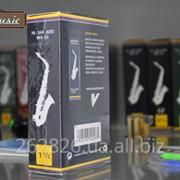 Трости для саксофона альт Vandoren 2.5 Франция black фото