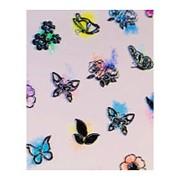 Anna Tkacheva, 3D-слайдер Crystal №681 «Цветы. Бабочки» фото