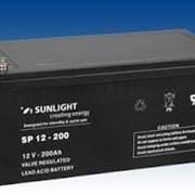 Аккумуляторная батарея гелиевая 200 а*час фото