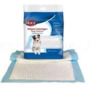 Пеленки для щенков и взрослых собак Trixie Welpen-Unterlage, 50 шт фото
