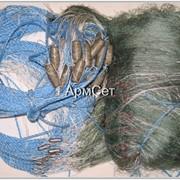Рамовая рыболовная сеть, ячея любая. фотография