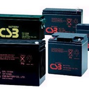 Батареи аккумуляторные CSB Battery Co фото
