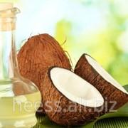 Кокосовое масло холодного отжима, экстра вирджин, 1-й пресс фото