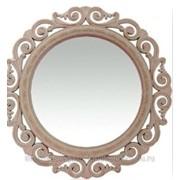 Зеркало, D58.4 см фото