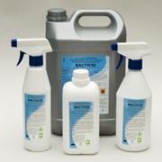 Средство для дезинфекции поверхностей медицинского оборудования BACTICID фото