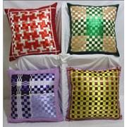 Декор для дома ручной работы, изготовление эксклюзивных наволочек на декоративные подушки фото