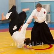 Занятия айкидо в Минске фото
