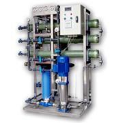 Монтаж и шеф-монтаж оборудования водоочистки и обеззараживания воды фото