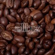 Натуральный кофе в зернах фото