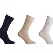 Мужские бамбуковые носки (демисезонные). Артикул 751. фото