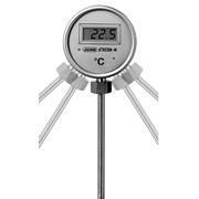 Термометры цифровые со встроенным измерительным преобразователем JUMO dTHERM-M фото