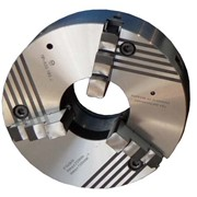 Патроны токарные ручные стальные фото