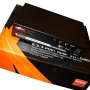 HDMI свитчер 2-портовый 1080P HD фото