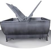 Танк охлаждения открытого типа &quot-Cold Pool Horizontal&quot- фото