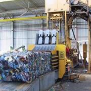 Сбор и переработка отходов полимеров фото