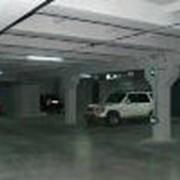 Охраняемый паркинг фото