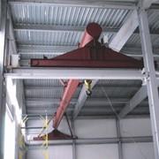 Кран-балка опорная грузоподъемностью 10 тонн, режим А3 фото
