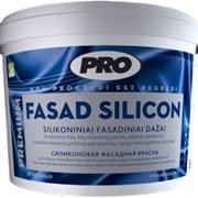 Фасадная краска FASAD SILICON фото
