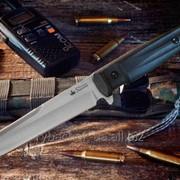 Нож Kizlyar Supreme D2 Агрессор Сатин фото