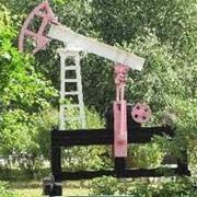 Строительство буровых площадок для нефтяных и газовых скважин фото