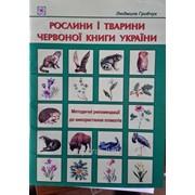 Рослини і тварини червоної книги україни фото