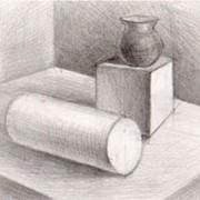 Курсы рисования и живописи для взрослых и детей фото
