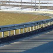 Ограждения дорожные барьерного типа односторонние 11ДО фото