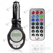 Автомобильный MP3 FM-модулятор фото
