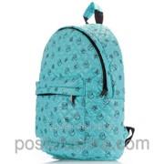 Рюкзак Poolparty backpack-theone-ducks Голубой фото
