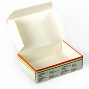Складные картонные коробки 135х90х38 мм фото