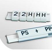 Маркировка компонентов PS (Partex) фото