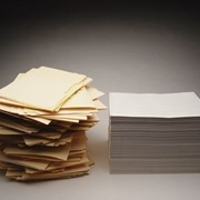 Архивные услуги, систематизация документов фото