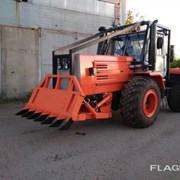 Трактор ХТЗ Т-150К, т150К модернизированный фото