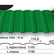 Профнастил стеновой Крым Ялта фото