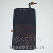 Оригинальный дисплей (модуль) + тачскрин (сенсор) для Huawei Honor 3C Lite (Holly-U19) (черный цвет, Goodix) фото