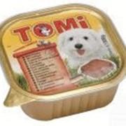 Консерва Tomi для собак c птицей 300гр. фото