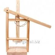 Пресс деревянный для производства сыра дома, арт. 230137897 фото
