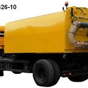 Машины подметально-уборочные КО 326-10 на шасси КАМАЗ 53605 фото