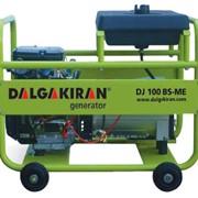 Бензиновый генератор DJ 130 BS-ME фото